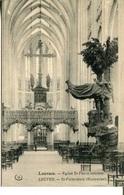 Louvain - Eglise St-Pierre Intérieur  (007983) - Leuven