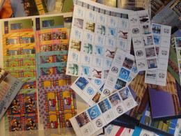 Nations Unies/ONU Très Belle Collection Des 3 Offices Neufs ** MNH 1983/2010. Bonnes Valeurs. TB. A Saisir! - Briefmarken