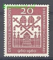 Germany - Federal Republic 1960 Mi 336 MNH ( ZE5 GRM336 ) - Christianity