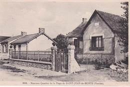 SAINT JEAN DES MONTS - Saint Jean De Monts