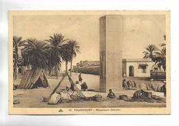 ALGERIE - TOUGGOURT - Monument Citroën - Autres Villes