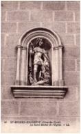 22 SAINT-MICHEL-en-GREVE - Le Saint-Michel De L'église - Saint-Michel-en-Grève