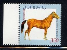 ARMENIE ARMENIA 2005, CHEVAL, 1 Valeur, Neuf / Mint. R1770 - Arménie