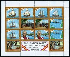 Nicaragua Nº Minipliego-1214/A-1001 Nuevo - Nicaragua