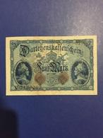 GERMANY 5 MARK 1914 UNC - 5 Mark