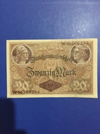 GERMANY 20 MARK 1914 UNC - [ 2] 1871-1918 : Duitse Rijk
