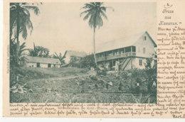 CAMEROUN )) GRUSS AUS KAMERUN   Schwesternhaus Der Kribi Mission - Kamerun