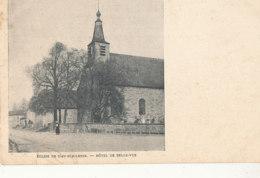 BELGIQUE )) HAN SUR LESSE   Eglise - Belgique