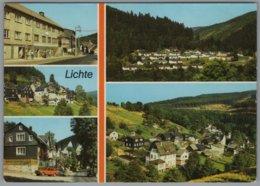 Neuhaus Am Rennweg Lichte - Mehrbildkarte 1 - Neuhaus