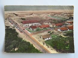 Carte Postale : 40 En Avion Au-dessus De MOLIETS PLAGE: Arrivée à La Plage, Timbre En 1962 - Other Municipalities
