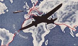 FLY AIR FRANCE, Vintage - Aviation