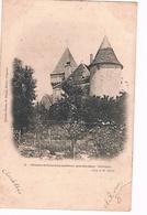 24 Chateau  De Saint Jory Lasbloux Rare - Andere Gemeenten