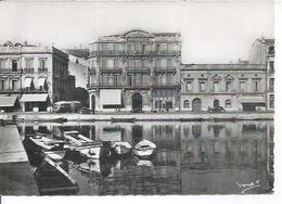 "6970 - SETE - LE GRAND HOTEL (   MAGASIN "" CAUBA "" ) CETTE - Sete (Cette)"