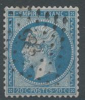 Lot N°52002  Variété/n°22, Oblit PC Du GC 886 La Chapelle-en-Vercors, Drôme (25), Ind 9 Ou PC 886 Clermont-Ferrand - 1862 Napoleone III