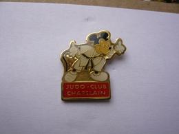 Pin S MICKEY JUDO CLUB CAPELAIN - Judo