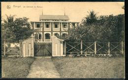 AFRIQUE - CPA - BANGUI - UN BATIMENT DE BANGUI - DATÉ DE 1929 - Zentralafrik. Republik