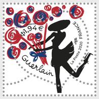 H01 France 2020 Guerlain Heart - Flowers MNH Postfrisch - Francia