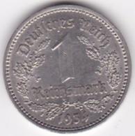 1 Reichsmark 1934 A (BERLIN),  En Nickel - [ 4] 1933-1945 : Tercer Reich