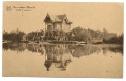 OVERMEIRE-DONCK Villa Pretoria. Uitg. D'Hooge-Suy, Overmeire. - Berlare