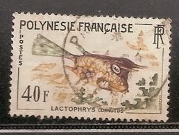 POLYNESIE FRANCAISE OBLITERE - Polinesia Francesa