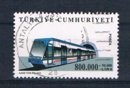 Türkei 2003 Eisenbahn Mi.Nr. 3354 Gestempelt - Used Stamps