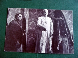 (FG.V14) RIMINI / SAN MARINO - MUSEO DELLE CERE - PAPA GIOVANNI XXIII RICEVE JACQUELINE KENNEDY (NV) - Rimini