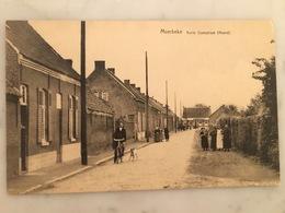 Moerbeke: Korte Damstraat (Noord) - Moerbeke-Waas