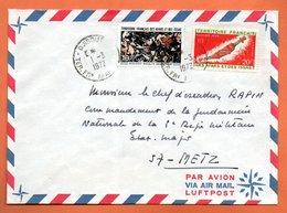 AFARS ETDES ISSAS    DJIBOUTI     1972   Lettre Entière N° BC 174 - Afars Et Issas (1967-1977)