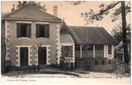 33 LE MOULLEAU, Bassin D'Arcachon - Villa Notre-Dame - Pension De Famille - France