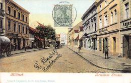 Poland - MILICZ Militsch - Breslauer Strasse - Publ. H. Lachmann. - Poland