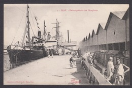 CPA - Tunsie, SFAX,  Embarquement Des Phosphates - Tunisia