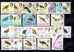 Gambie YT N° 168/180 Et 208/220 Neufs **/*. B/TB. A Saisir! - Gambie (...-1964)