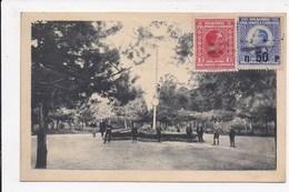 CP SERBIE KRAGOUJEVATZ Jardin Public - Serbie
