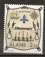 Aland 1998 Scoutism Scouting MNH ** - Aland