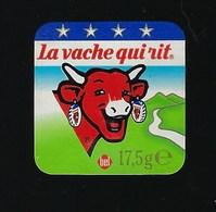 Etiquette Fromage  La Vache Qui Rit  Portion 17,5 G - Käse