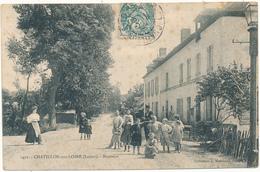 CHATILLON SUR LOIRE - Mantelot - Chatillon Sur Loire