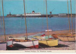 Postcard - Rosslare Harbour, Co. Wexford, Ireland - Card No. 167 Very Good - Non Classificati