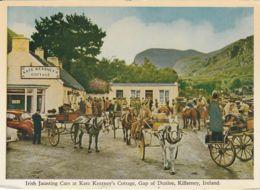 Postcard - Irish Jaunting Cars At Kate Kearney's Cottage, Gap Of DunloeKillarney, Ireland No Card No. Very Good - Non Classificati
