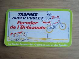 AUTOCOLLANT TROPHEE SUPER POULET FERMIER DE L'ORLEANAIS - Stickers