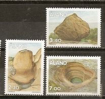 Aland 1994 Geologie Geology MNH ** - Aland