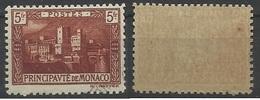 Monaco N° 62 Année 1922 Oblitéré - Monaco