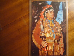 Chef Khat-la-Cha       Nord Canada - Indiens De L'Amerique Du Nord