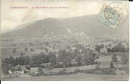 88 - Vosges - Dommartin Les Remiremont - Le Saint Mont - Franould - Altri Comuni