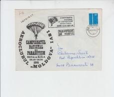 PARACHUTISME - MOLDOVA - POUR BUCARESTI - CHAMPIONNAT NATIONAL - 1981 - Moldavie