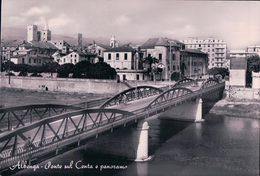 Italie, Albenga Province De Savone, Ponte Sul Centa (23) 10x15 - Italy