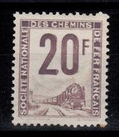 Colis Postaux Petit Colis YV CPPC 29 N* , Infime Rousseur Au Bout D'une Dent Cote 100 Euros , Rare - Colis Postaux