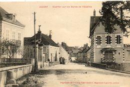 - LEUGNY (89) - Quartier Des Bords De L'Ouanne  (alambic En Petit Plan)  -13492- - Sonstige Gemeinden