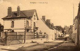 - LEUGNY (89) -  Le Centre Du Pays  -13495- - Sonstige Gemeinden