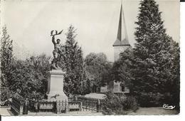 88 - Vosges - Dommartin Les Remiremont - Monument Aux Mort - Place De L Eglise - Autres Communes