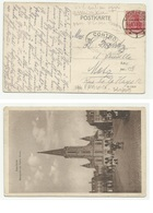 Censure 26 - Carte D'Allemagne De 1919 Pour Metz - Storia Postale